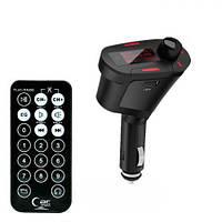 ФМ FM трансмиттер модулятор авто MP3 FM-06 Red / аксессуары для авто