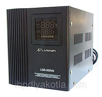 Стабилизатор напряжения Luxeon LDS-500VA (350Вт) Servo