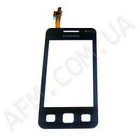 Сенсор (Touch screen) Samsung C6712 черный
