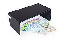 LED Детектор валют УКРАИНА ВДС-51 черный, фото 1
