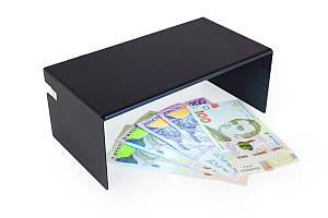 LED Детектор валют УКРАИНА ВДС-51 черный