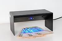 LED Детектор валют УКРАИНА ВДС-51 черный (мини)