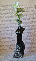 "Керамічна ваза - статуетка ""Марлен"" №27"