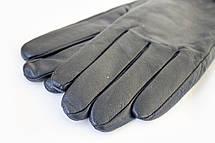 Женские кожаные перчатки КРОЛИК Средние W22-160062s2, фото 3