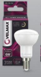 LED лампа Velmax R50 6W E14 3000K 510Lm