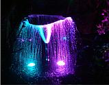 Мультицветной линзовый прожектор с блоком питания и пультом управления LED RGB IP67 10W 12V, фото 5