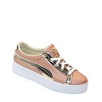 Кроссовки женские стильные Versace pudra,магазин обуви