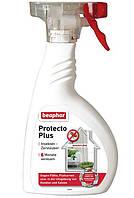 Спрей Beaphar Protecto Plus уничтожитель насекомых, 150 мл
