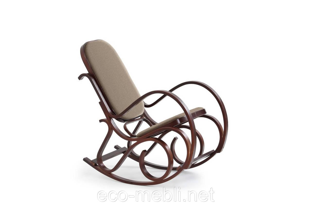 Крісло - качалка Max BIS Plus orzech
