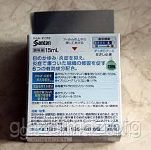 Sante AL Cool - противоаллергические капли для глаз из Японии, фото 2
