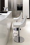 Современный барный стул Clara фабрики Bontempi, фото 3