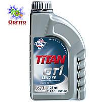 Масло моторное Fuchs Titan GT1 LL-12 FE SAE 0W-30