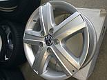 Комплект оригинальных новых дисков для VW Transporter / Multivan T5 стиль Thunder, фото 2