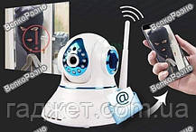 Поворотная IP-камера Wi Fi JOOAN, Видео няня, Камера видеонаблюдения., фото 3