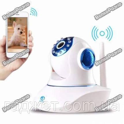 Поворотная IP-камера Wi Fi JOOAN, Видео няня, Камера видеонаблюдения., фото 2