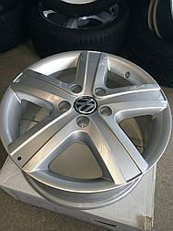 Комплект оригинальных новых дисков для VW Transporter / Multivan T5 стиль Thunder