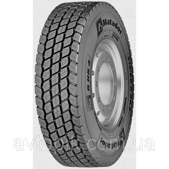 Грузовые шины Matador D HR4 (ведущая) 315/60 R22.5 152/148L 20PR