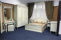 Деревянная спальня из массива ясеня