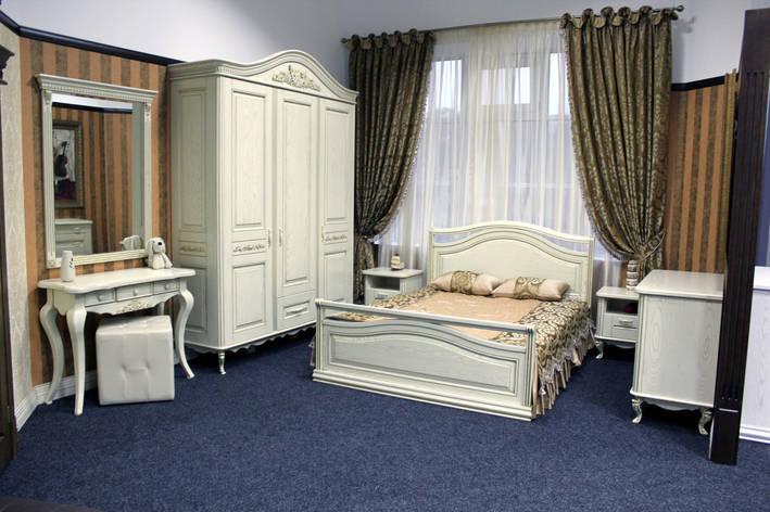 Деревянная спальня из массива ясеня, фото 2