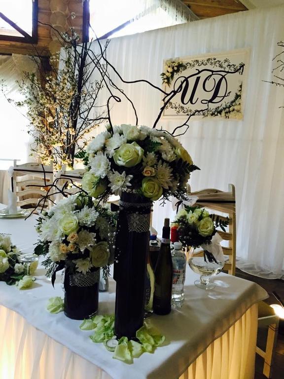 Оформления места проведения свадьбы. Декорирование выездной церемонии. 1