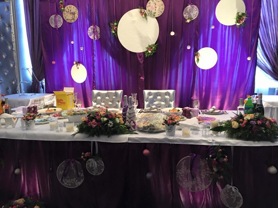 Оформления места проведения свадьбы. Декорирование выездной церемонии. 3