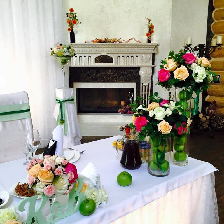 Оформления места проведения свадьбы. Декорирование выездной церемонии. 4