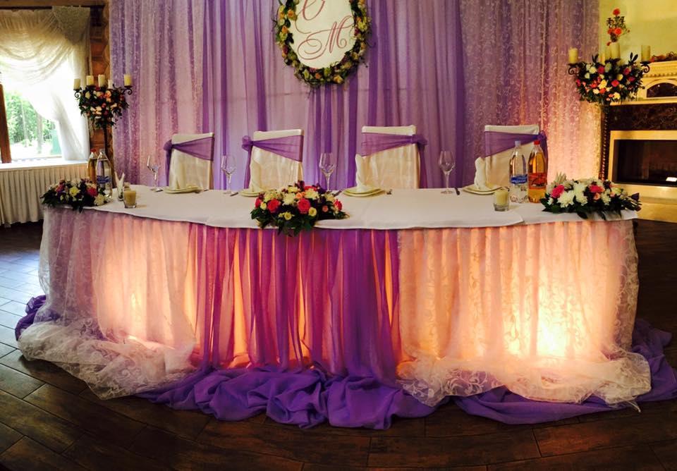 Оформления места проведения свадьбы. Декорирование выездной церемонии. 6