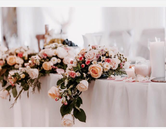 Оформления места проведения свадьбы. Декорирование выездной церемонии. 8