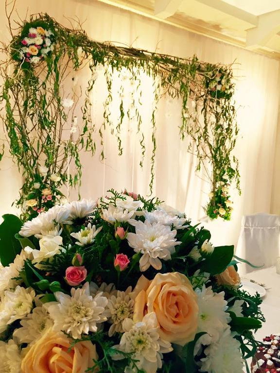 Оформления места проведения свадьбы. Декорирование выездной церемонии. 9