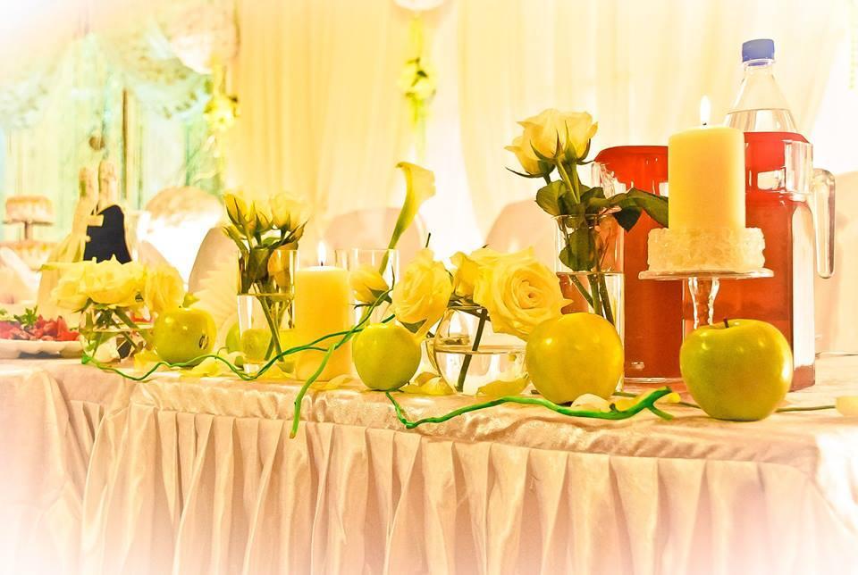 Оформления места проведения свадьбы. Декорирование выездной церемонии. 12