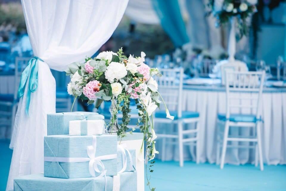 Оформления места проведения свадьбы. Декорирование выездной церемонии. 14