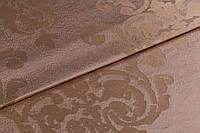 Ткань для штор жаккардовый лен Damask
