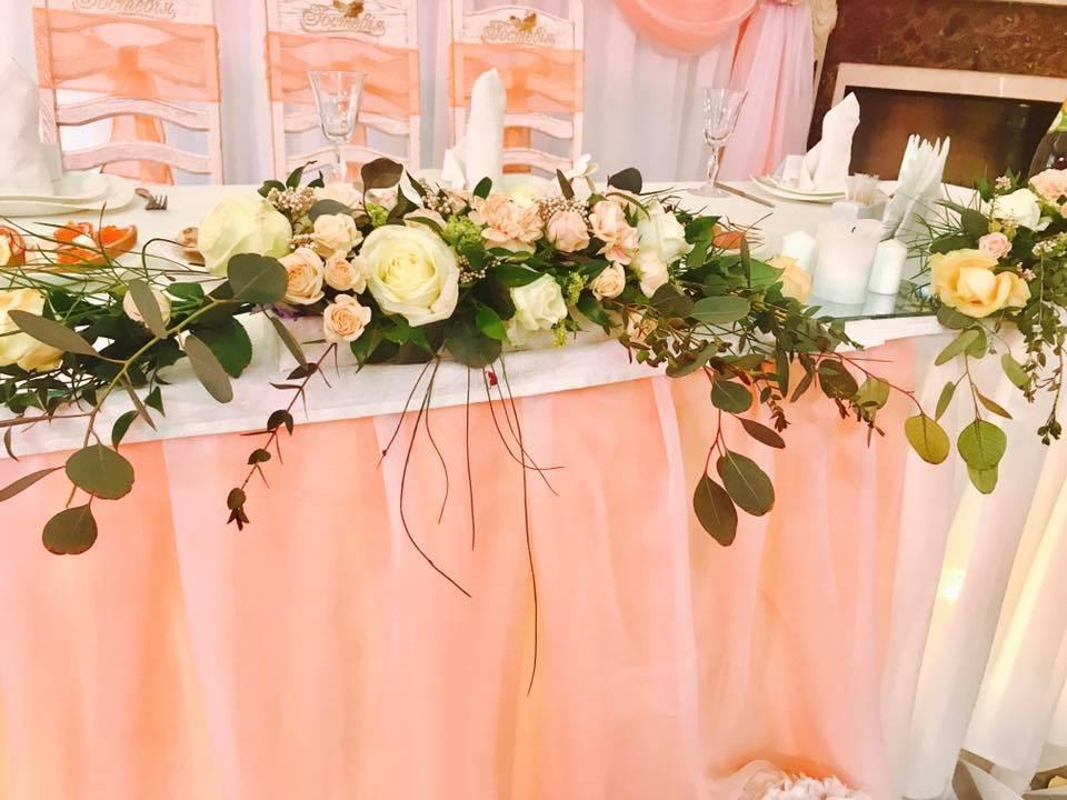 Оформления места проведения свадьбы. Декорирование выездной церемонии. 17