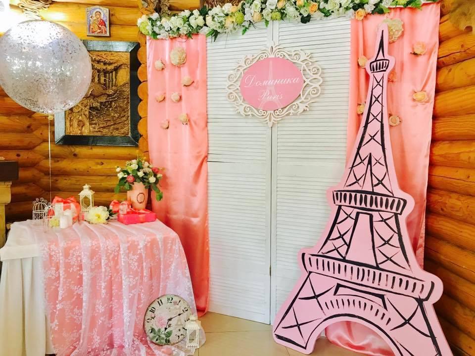 Оформления места проведения свадьбы. Декорирование выездной церемонии. 19