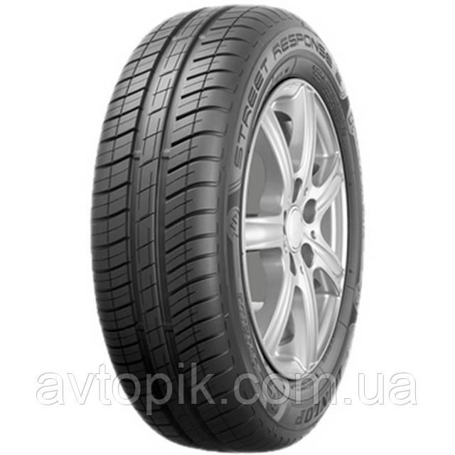 Літні шини Dunlop SP StreetResponse 2 165/70 R14 81T