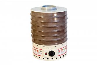Електросушарка металева для фруктів і овочів Profit M (Профіт М) ЕСП-2 820 Вт об'ємом 20 літрів (бежева)