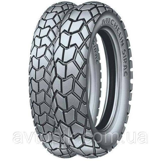 Летние шины Michelin Sirac 130/80 R17 65T