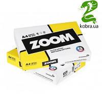 Бумага Zoom, 80g/m2, A4, 500л, class C, белизна 150% CIE