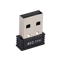 Беспроводной Нано USB-адаптер 802.11N