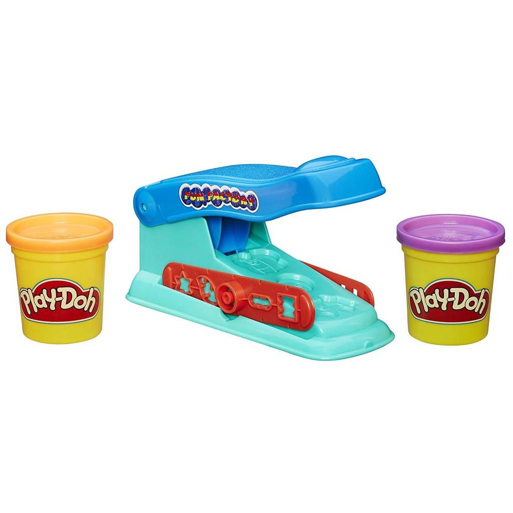 Набор пластилина Play-Doh Веселая фабрика B5554