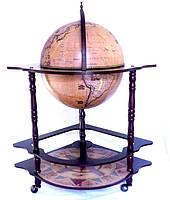 Глобус бар напольный 42014N-1 Зодиак угловой