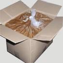 Полиэтиленовые мешки-вкладыши в картонные коробки