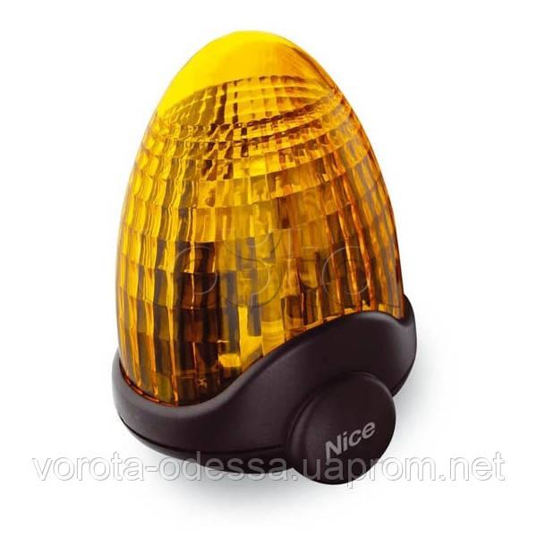 Nice LUCY24 сигнальная лампа (24V) для ворот и шлагбаумов