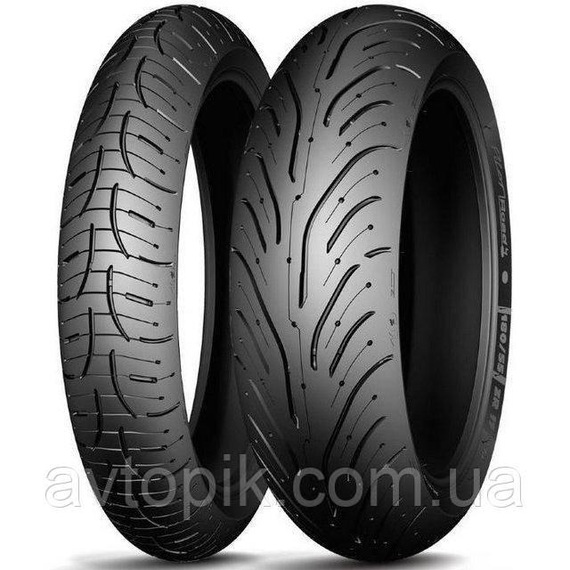 Літні шини Michelin Pilot Road 4 GT 190/55 ZR17 75W