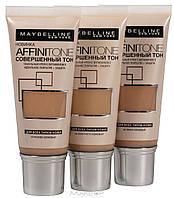 Тональный крем Maybelline Affinitone (Мейбелин Аффинитон) реплика в наличии 16,17,18, 24,30,42