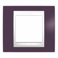 Рамка 1 пост Гранат MGU6.002.872 Schneider Electric Unica Plus
