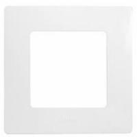 LEGRAND Рамка 1-постовая Белый Etika 672501