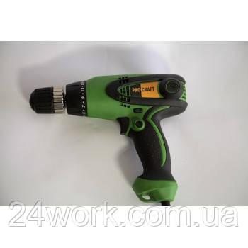 Шуруповерт сетевой Procraft PB - 1250/2