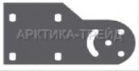 SCAT Пластина шарнирного соединителя 100 2530450