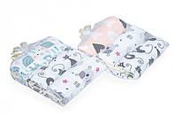 Пеленки для новорожденных фланель 800/80, 3 шт